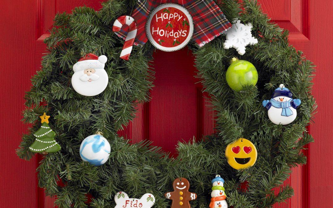 Kid's Clay Cut Ornaments